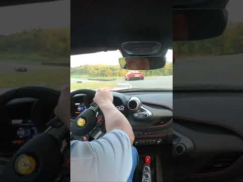 Ferrari F8 Tributo Racetrack – Oh No Moment