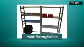 Metal Shelving Racks