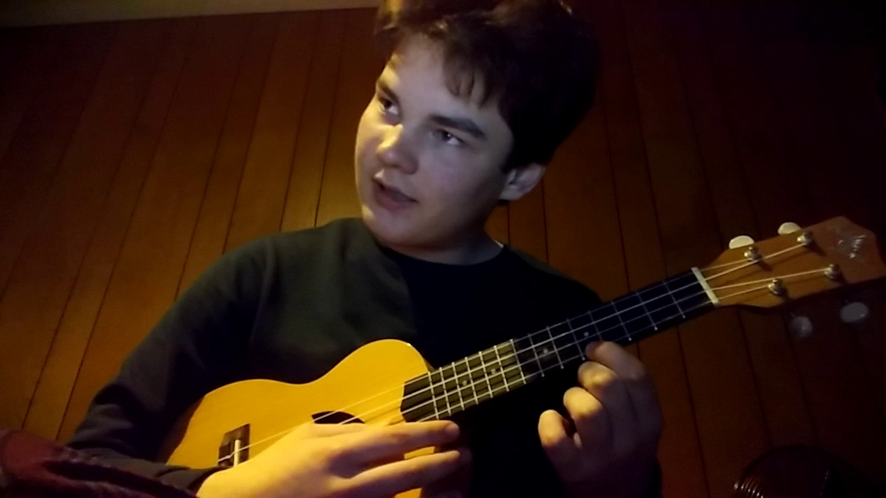 how to play a song on the ukulele youtube