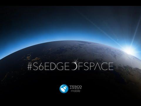Tesco Mobile - #S6EdgeOfSpace