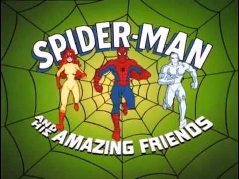 Spiderman y sus increibles amigos  Opening  YouTube
