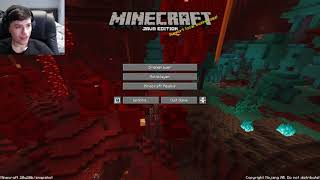 GeorgeNotFound's 11th Minecraft Livestream [FULL] | Hardcore Mode