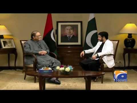 Jirga - 28 April 2018 - Geo News