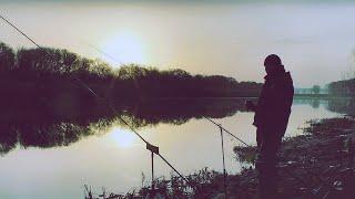 Открытие рыбалки на фидер донки на реке Дон