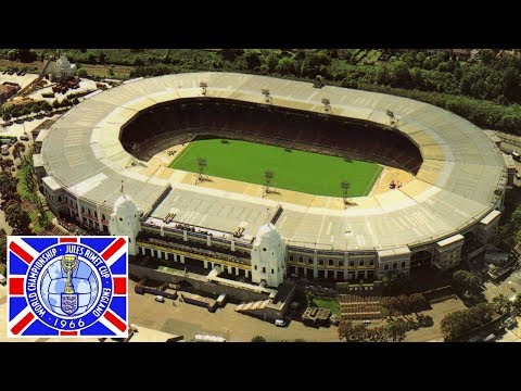 FIFA World Cup 1966 England Stadiums