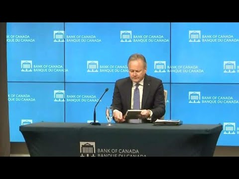 Business Report: Bank of Canada holds interest rate