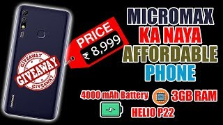 Giveaway, Micromax Infinity N12, India Unboxing, First look Review, Iron Man Edition, Surprise