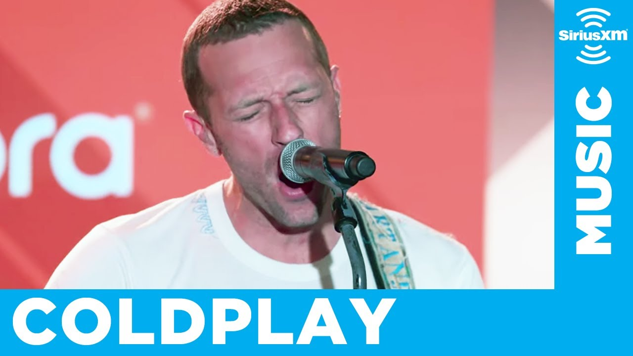 Coldplay — Orphans [Live @ SiriusXM Studios]