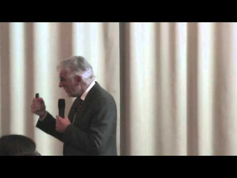Lecture Series: Gerhard Roth - Brain and Consciousness (Jacobs University Bremen)