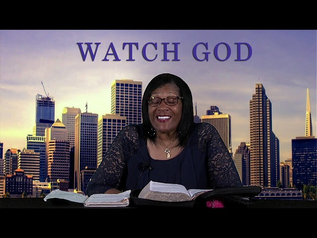 WATCH GOD 9 22