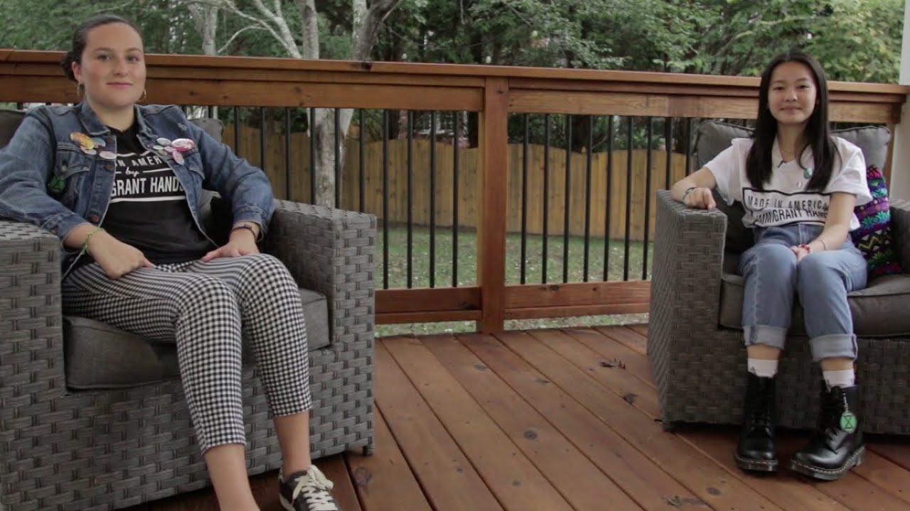 Pickin' for Progress - Jacqueline Dihn & Laura Saavedra