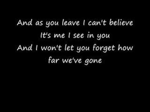 Hedley - Can't Go Back (WITH LYRICS)