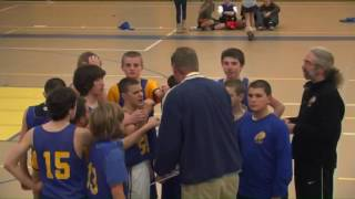 8th Grade Boys Basketball vs Concord Mar 2012