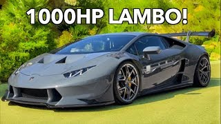 MEET THE 1000HP TWIN TURBO WIDEBODY LAMBORGHINI thumbnail