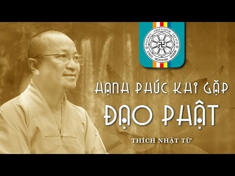 Hạnh phúc khi gặp đạo Phật (26/06/2011)