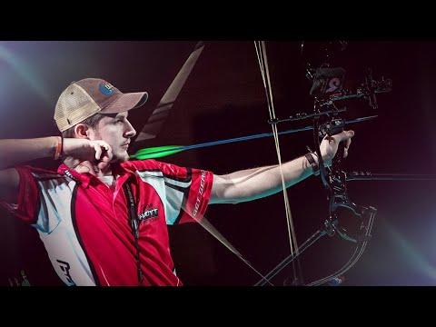 Jesse Broadwater V Njaal Aamaas – Compound Men's Bronze Final |Nimes 2013