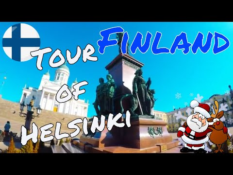 Helsinki City Walking Tour 1hour