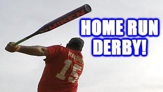 HOME RUN DERBY! | Offseason Softball Series