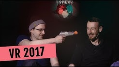 Virtual Reality Jahresrückblick 2017 (Fallout 4 Soft Shell Gewinnspiel)