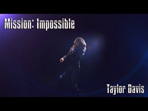 Mission Impossible Theme: Violin Cover (Taylor Davis)