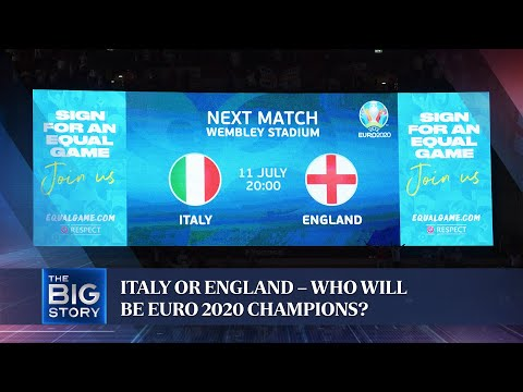Euro 2020 final: ST's sports correspondent on why he predicts an Italy win   THE BIG STORY