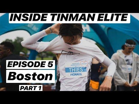 Inside Tinman Elite | Adrian Martinez Classic