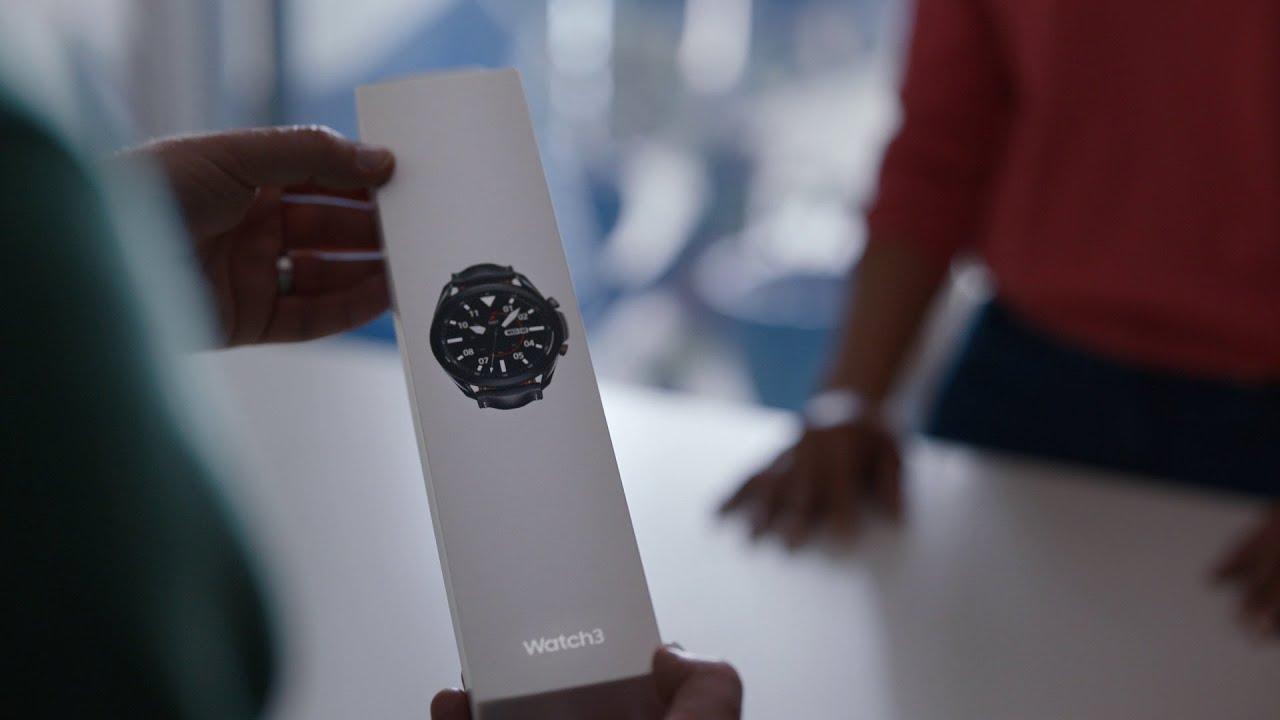Galaxy İle Bu Yıl Sevdiklerinin Yılı Olsun: Galaxy Watch3   Samsung