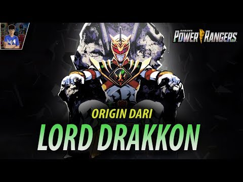 KISAH MUSUH BARU POWER RANGERS, LORD DRAKKON!! - Super Rangers #14