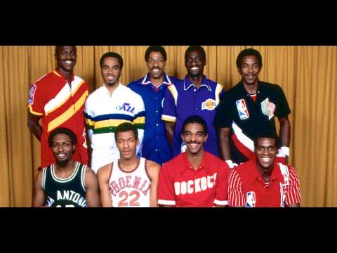 1984 NBA Slam Dunk Contest - Erving, Wilkins, Nance, Drexler... (1st NBA Contest)