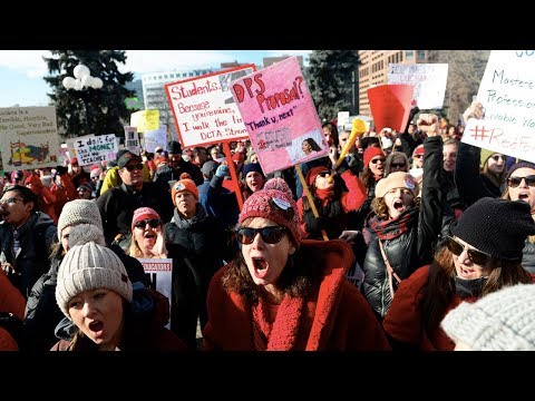 'Victory' Deal Reached to End First Denver Teachers Strike in 25 Years