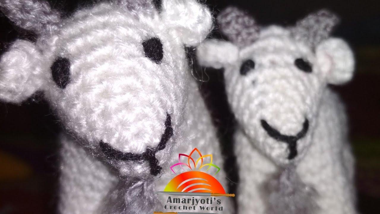 Crochet... Amigurumi : Billy Goat | 720x1280