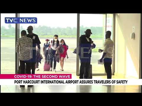 COVID-19: Port Harcourt International Airport Assures Travellers Of Safety