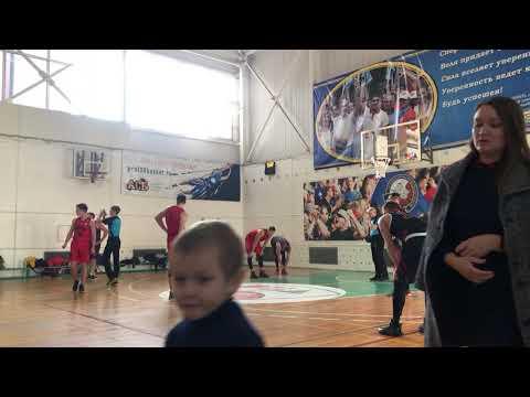 РБЛ. Жуки vs БТСК 16.12.2018(1,2 четверть)