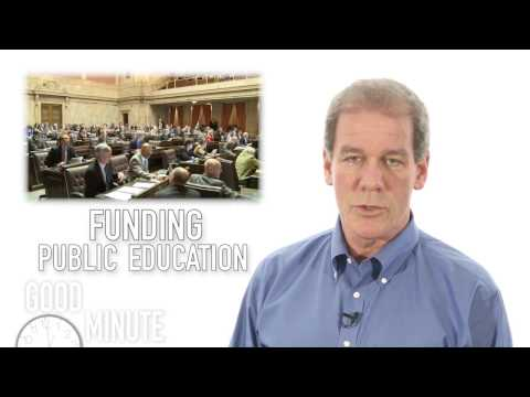 Goodman's GoodMinute: Fully Funding Education