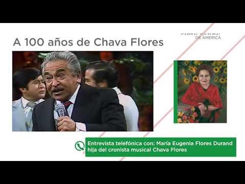 ¿Quién fue Chava Flores?