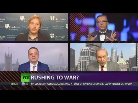CrossTalk on Syria: Rushing to War?