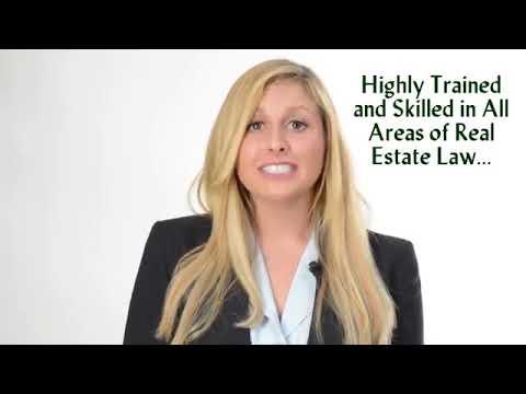 Jacksonville Real Estate Attorney-Real Estate Property Litigation Law Firm in Jacksonville Florida