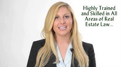 Jacksonville Real Estate Attorney-Real Estate Property Litigation Law Firm in Jacksonville Florida