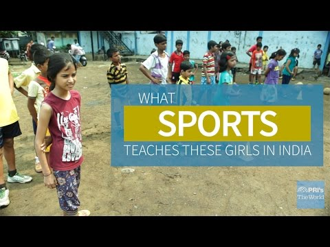 In India, Parvati Pujari promotes sports, not child marriage, for girls | The World on YouTube