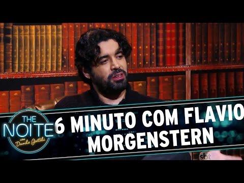 The Noite (02/11/15) - Cultura em 6 Minuto com Flavio Morgenstern