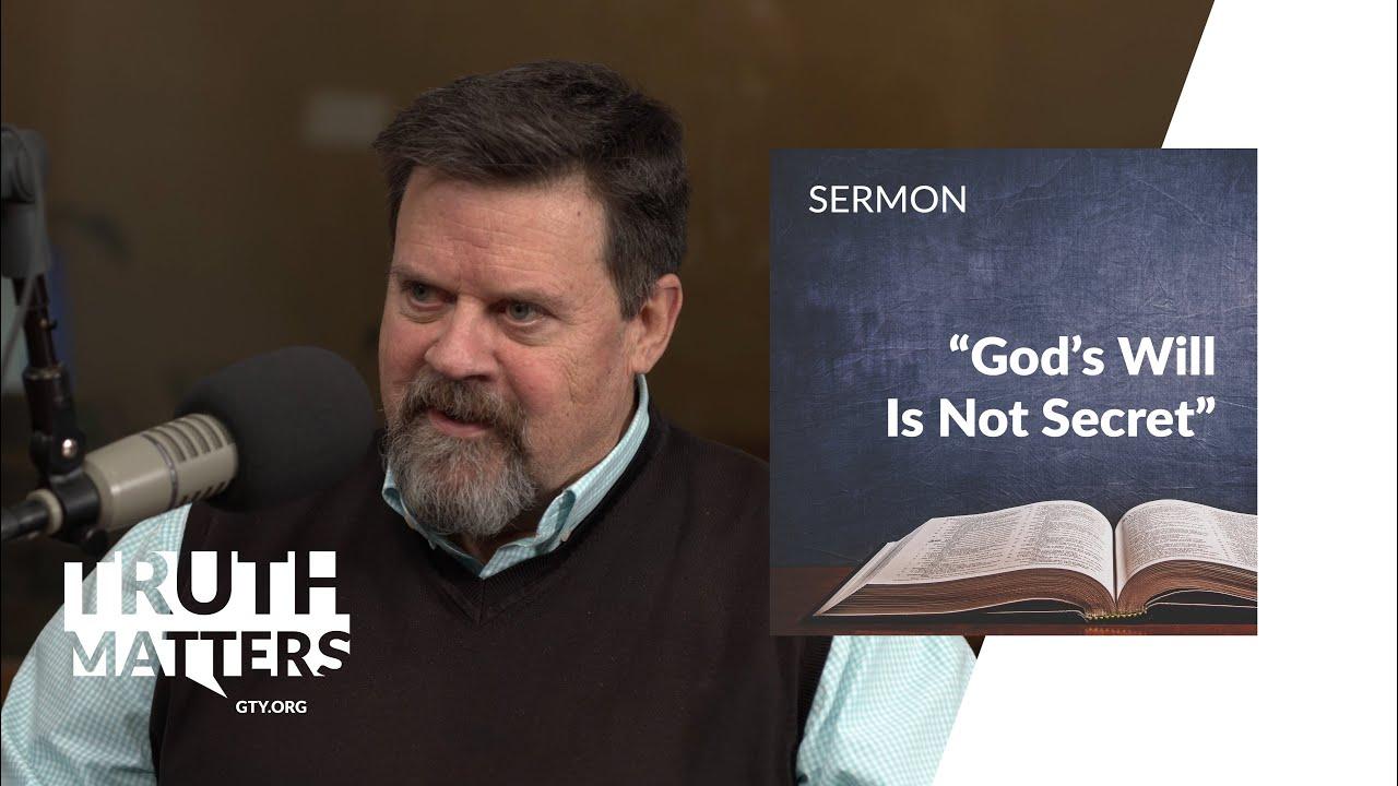 """""""God's Will Is Not Secret"""" (S1 E6)"""