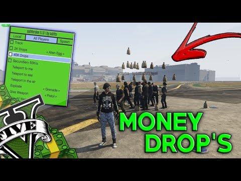 GTA 5 Online PC 1.39 - Mod Menu SubVersion 2.1.0 - Money Drop Undetected +Downloadᴴᴰ