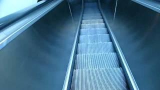 Montgomery Escalator at Fashion Valley Mall