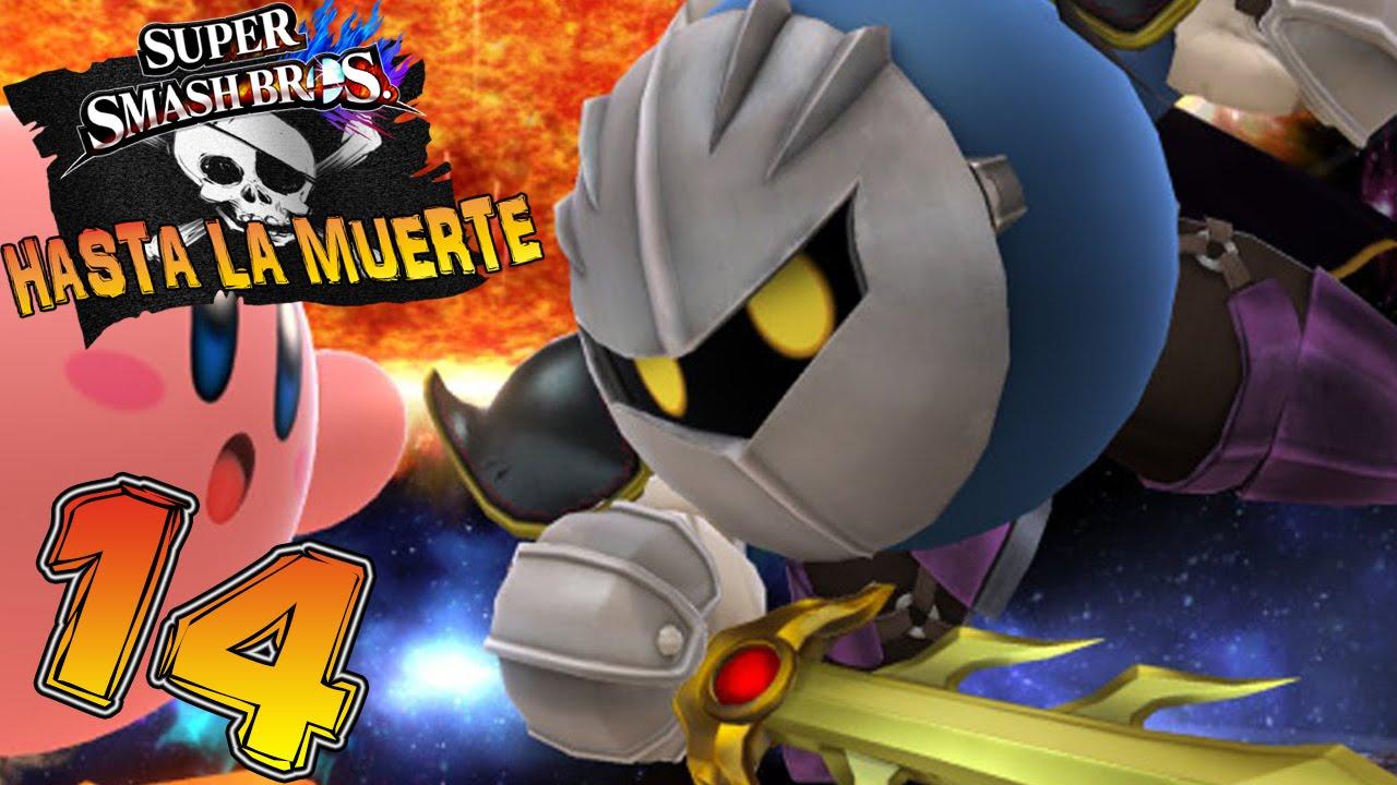 ¡¡META KNIGHT!! ¡¡BANEADO!! - Hasta la Muerte en Super Smash Bros WiiU #14