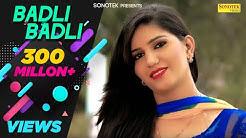 Badli Badli Laage   Sapna Chaudhary   Vicky Kajla, Ruchika   Latest Haryanvi Songs Haryanavi 2018