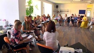 Тренінг з технології розвитку критичного мислення відбувся у Коломиї