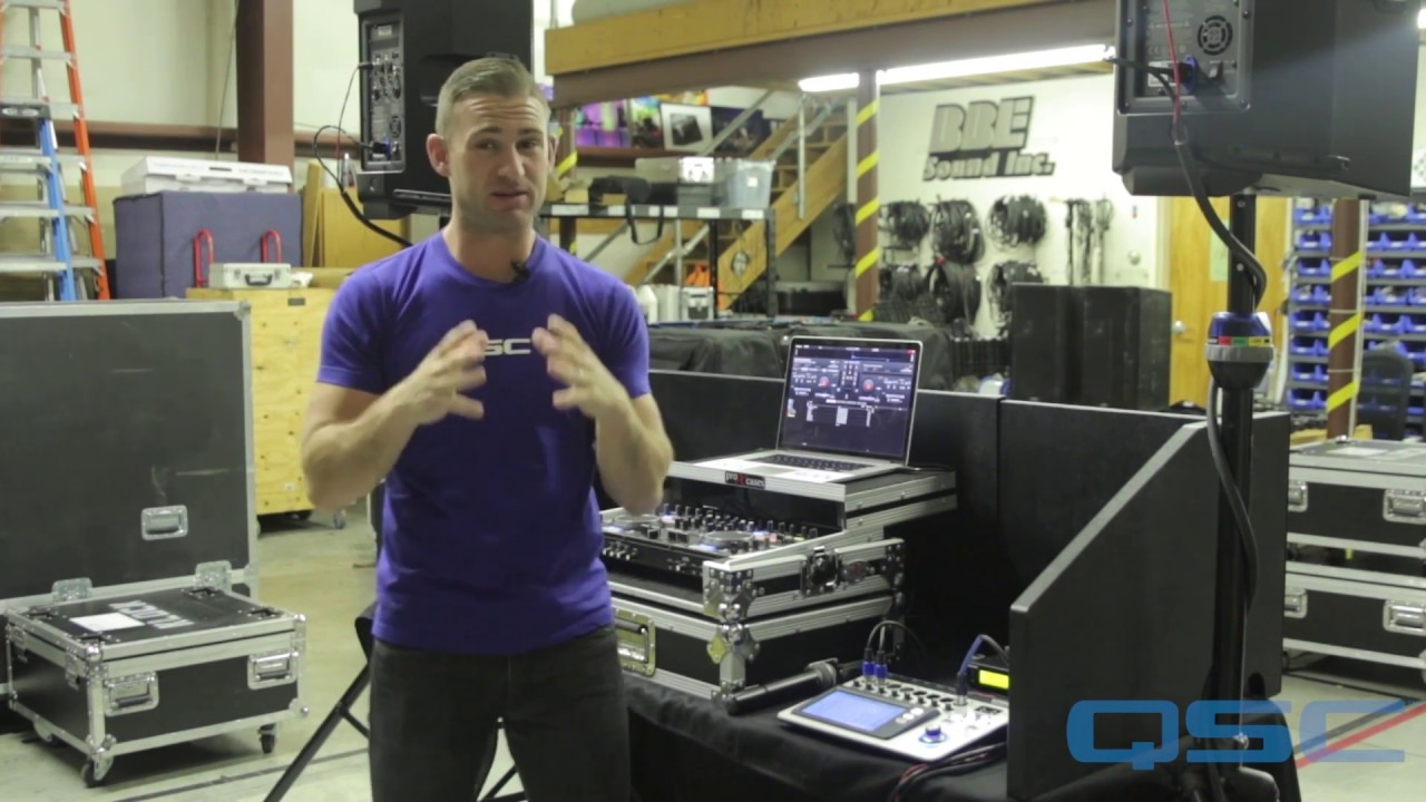 mobile dj tips with jason klock episode 5 using a touchmix with a dj set up youtube. Black Bedroom Furniture Sets. Home Design Ideas