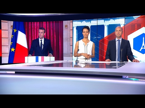 French labour reform: Macron's first push to fix the economy