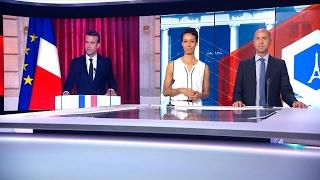 French labour reform: Macron