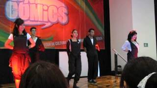 Equipo 05 Concurso de Dance Group (K-Pop) ConComics SLP 2015